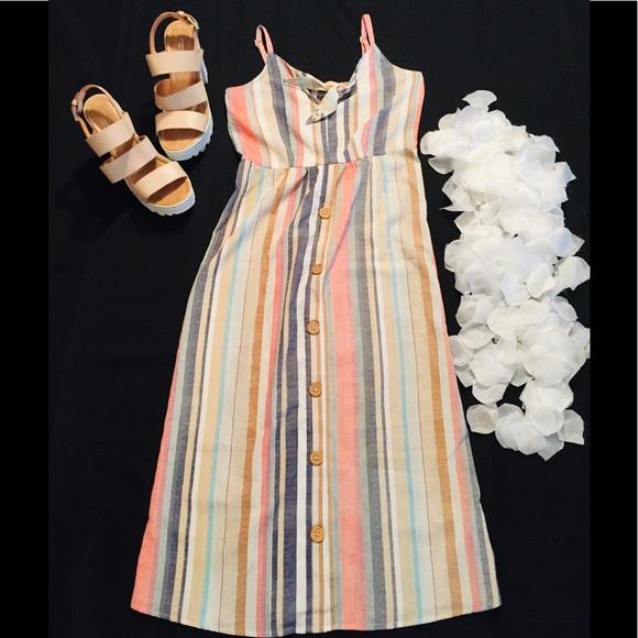 Blush Other - BLUSH Boho girls dress can be a small Sz of woman
